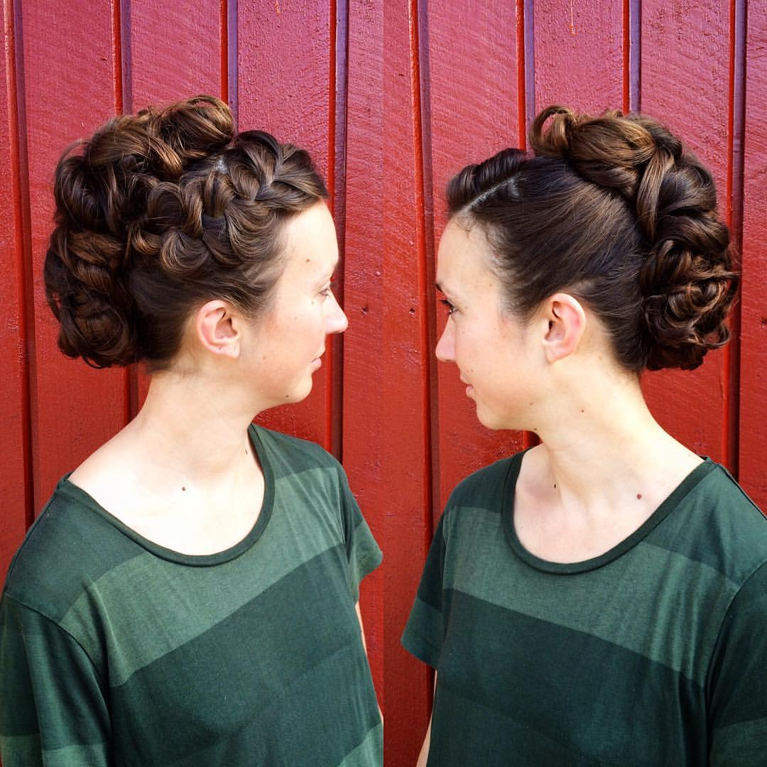 Vinspire Salon Vintage Hair Styling At Ilhc